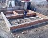 Фундамент для бани ленточный предпочитают строители
