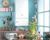 Газовый котел на кухне - соблюдаем все условия по установке