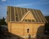 Крыша из рубероида прослужит недолго