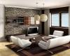 Интерьер и экстерьер с использованием декоративного камня - новая и экономичная тенденция дизайна