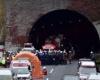 В Китае обрушился строящийся автомобильный тоннель: погибли люди