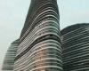 Wangjing SOHO в Пекине Заха Хадид близится к завершению