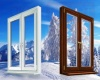 Какие окна ПВХ поставить москвичам, чтобы не замерзнуть в холода?