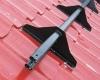 Трубчатые снегозадержатели и кровельные лестницы от компании D-bork