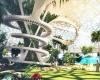 Дворец для природы: ботанический оазис в Катаре
