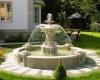Как организовать фонтан во дворе частного дома