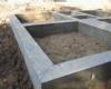 Легко ли залить фундамент под стоящий дом?