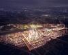 Новый город в Китае