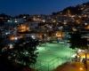 Уникальное футбольное поле в Бразилии
