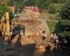 В Чехии при реконструкции обрушился мост