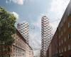 Строительство высотных зданий в Стокгольме по проекту ОМА начнется в 2015 году