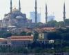 В центре Стамбула будут снесены высотные здания