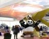 DreamWorks Animation построит  торгово-развлекательный комплекс в Шанхае