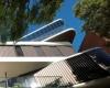 Дом-«ножницы» от Luigi Rosselli Architects