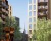 Тысяча квартир в новых высотных зданиях Лондона