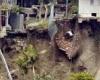 Оползень в Афганистане вызвал разрушение более 100 домов