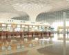 Новый терминал в Международном аэропорте  Чатрапати Шиваджи  в Индии