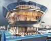 Nakheel начала разработку 50-этажного здания в Palm Jumeirah в Дубае