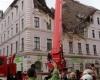 В Вене обрушился жилой дом