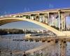 Шведская студия Visiondivision предлагает использовать пространство под мостом в Стокгольме