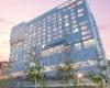 В Корее построили новый отель