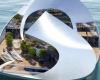 Плавучие гостиницы от Sigge Architects