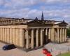 Реконструкция шотландской национальной галереи в Эдинбурге