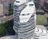 Jockey Club Innovation Tower в Гонконге от Захи Хадид