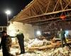 На востоке Китая обрушилось здание, где проходило свадебное торжество