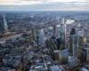 Лондон тянется к небу