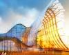 Китайский павильон на Экспо-2015 напоминает поля пшеницы