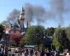 Пожар в Диснейленде!