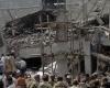 Десятки строителей остались под завалами при обрушении здания на востоке Индонезии