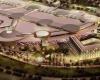 Грандиозный торгово-развлекательный центр в Дохе