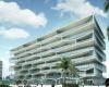 Жилой комплекс на Багамах с собственным бассейном на каждом балконе