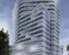 70-метровое здание Дж.Майера для Дюссельдорфа