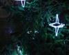 Наряд для елки из стекла и аргона