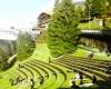 Парковка, скрытая под мостом, - новая экологическая идея архитекторов Италии