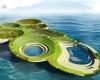 Ноев ковчег - плавающий город  в  постапокалиптическом мире
