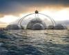 """""""Суб-Биосфера-2"""" - дома для 100 человек под водой"""