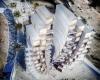 Открытие   парка  экстремальных видов спорта в Лас-Вегасе