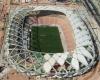 Строительство стадиона для  ЧМ-2014 остановлено
