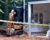 Страшная смерть на рабочем месте: строитель раздавлен экскаватором