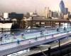 Норман Фостер предложил проект строительства велоэстакад в Лондоне