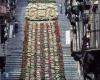 Лестница в Сицилии – оригинальное украшение цветочных фестивалей