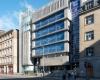 В Эдинбурге ведутся работы по сохранению послевоенных исторических зданий