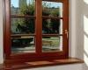 В чем заключается технология установки деревянных окон?