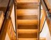 Как положить ламинат на лестнице